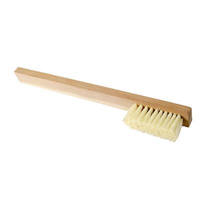 cepillo de fibra natural para limpieza de moldes