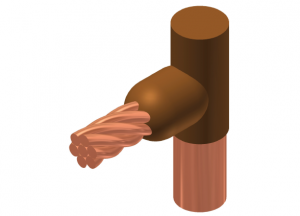 Moldes, cobre,varilla, soldadura
