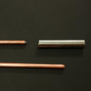 erico, varillas, cobre, acero, recubrimiento