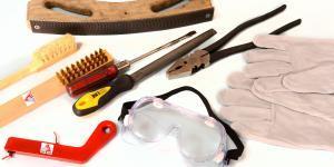 kit de limpieza para moldes